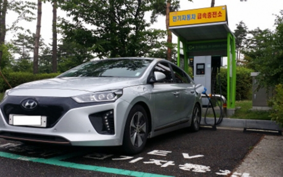 Korea's most populous province to turn EV-friendly