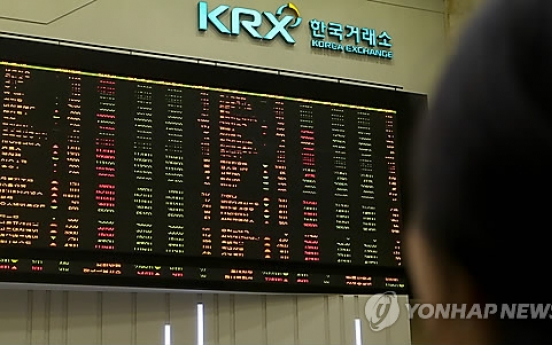 Seoul stocks soar to near 2-year high on massive foreign buying