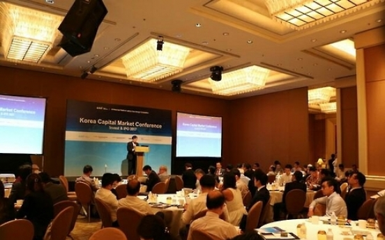 Korea Exchange holds IR session in Singapore