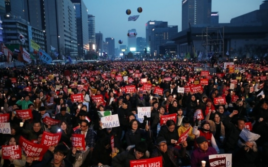 Koreans' frustration with society deepens