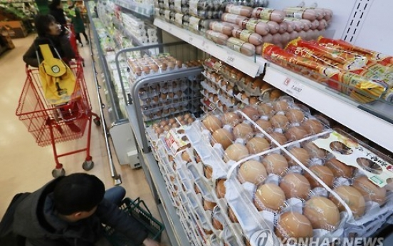 Food prices remain high amid short supply
