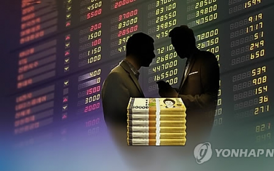 Seoul stocks hit fresh 2-year highs on eased Fed rate concerns, foreign buying