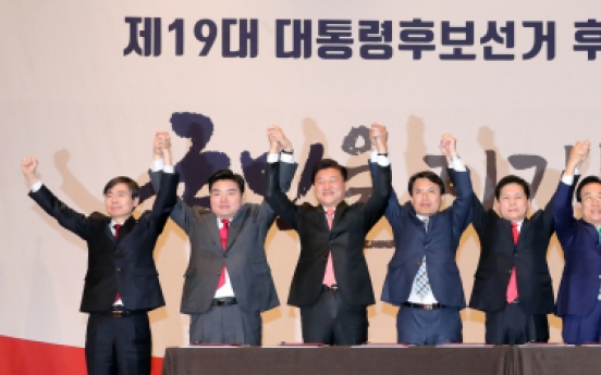 Democratic Party hopefuls divided over THAAD