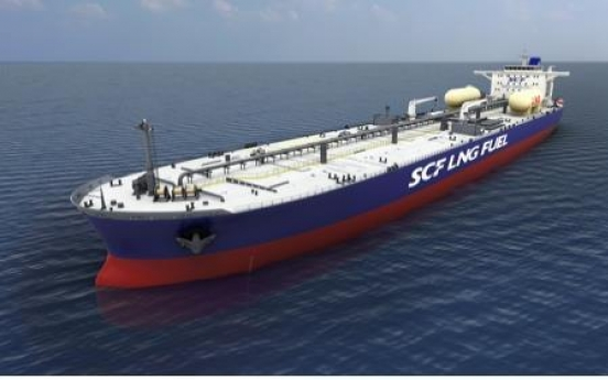 Hyundai Heavy wins order for 4 LNG-fueled tankers