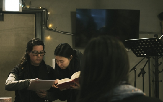 V-Day Seoul to stage monologues in aid of rape crisis center