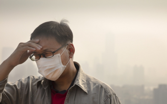 Air pollution costs Korea at least W10tr a year