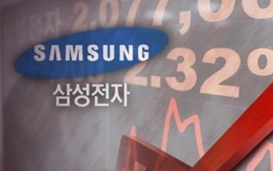 Samsung stock funds shine on Samsung Electronics rally