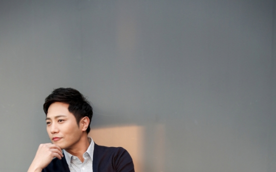 [Herald Interview] Actor Jin Goo is at his best when relaxed on set