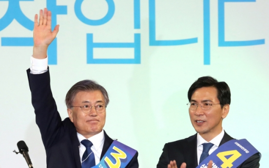 Moon scores victory in An's home turf