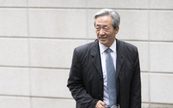 Chung Mong-joon set to take FIFA ban appeal to CAS