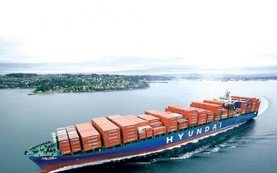 Hyundai Merchant expands China-Russia route