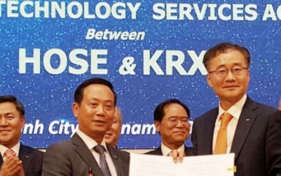 KRX exports stock IT system to 8 nations