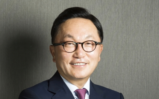 Mirae Asset chief to donate W1.6b dividend income