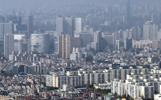 Average sales price of apartments in Seoul tops W600m
