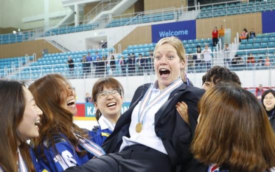 S. Korea coach lauds players' mental maturity in winning world