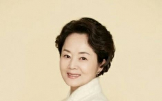 Veteran actress Kim Young-ae dies of pancreatic cancer