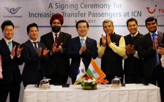Incheon Airport aims to attract Indian travelers