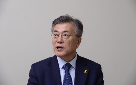 The full text of the interview with Moon Jae-in