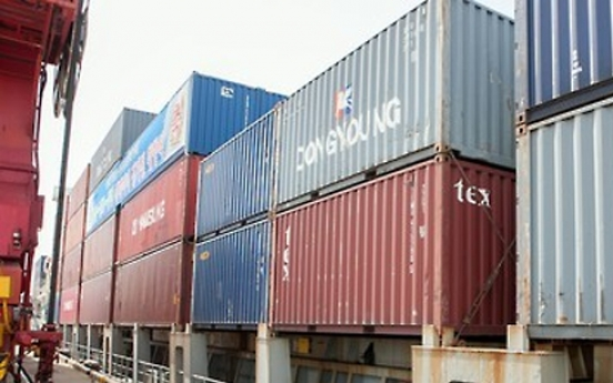 Korea's exports gain 6.1% in first 10 days of April