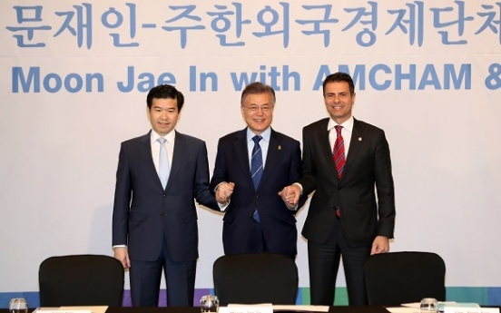 Now is time to invest in Korea: Moon