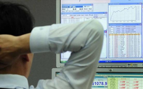 Korean shares open higher on tech gains