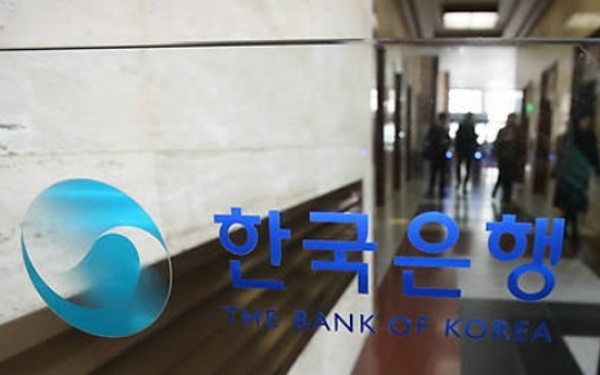 BOK raises growth outlook of Korea's economy to 2.6%