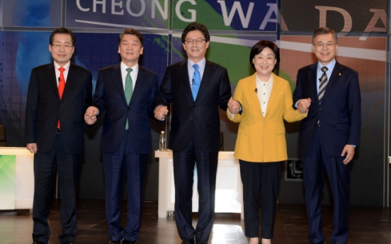 [Election 2017] How will presidential candidates reform chaebol?