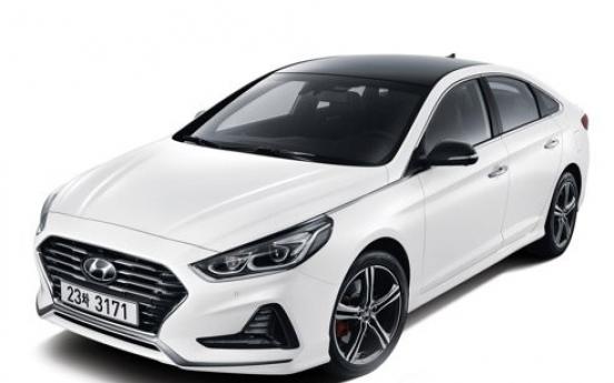 Korea midsize car sales regain lost ground on Sonata facelift
