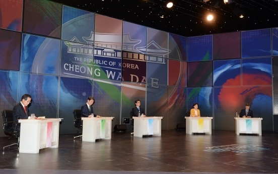 Candidates offer similar diagnosis but different remedies for economy