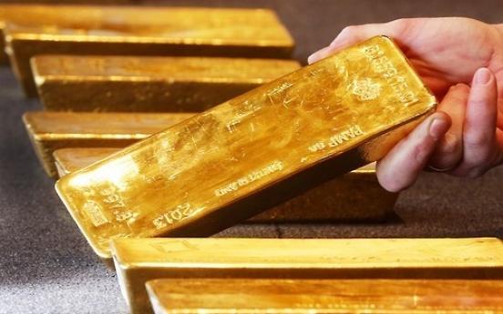 Mini gold bar trade quadruples amid security threats