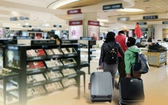 Korea's duty-free sales fall 19% in March amid THAAD row