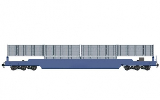 Rail institute develops rolling stock with higher loading capacity