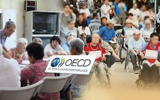 Korea's tax burden remains one of the lowest in OECD: data
