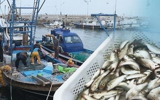 Korea's fishery sector racks up W6.59tr in sales in 2015