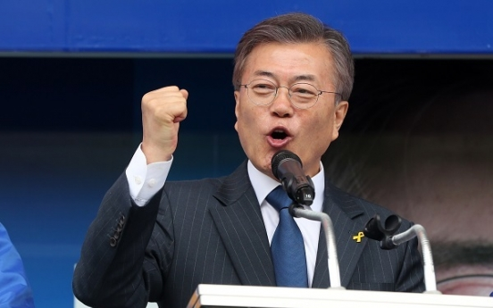 Moon to launch investment fund to foot campaign costs