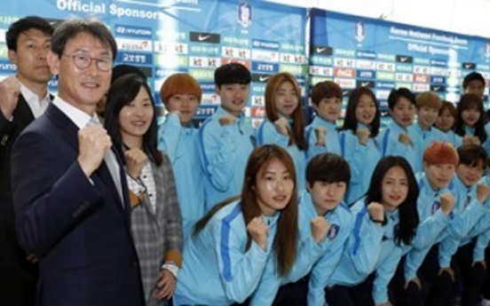 Korea women's football team to play friendly with US in Oct.