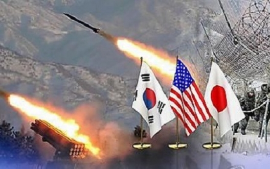 S. Korea, US, Japan to discuss N. Korea in trilateral talks