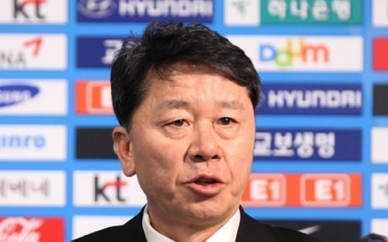 Korea nat'l football team appoints chief assistant coach