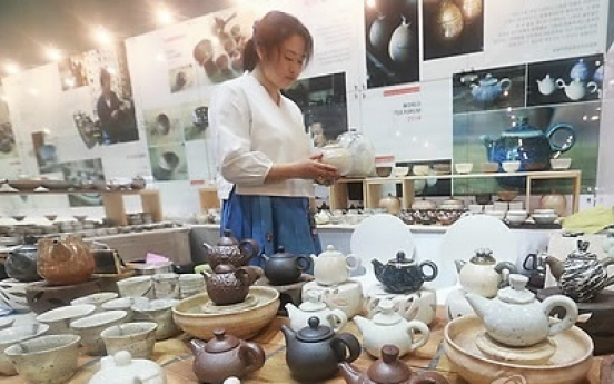 RASKB offers tour to Mungyeong pottery festival