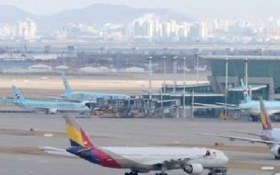 Korea outlines measures to help airlines with drop in China traffic