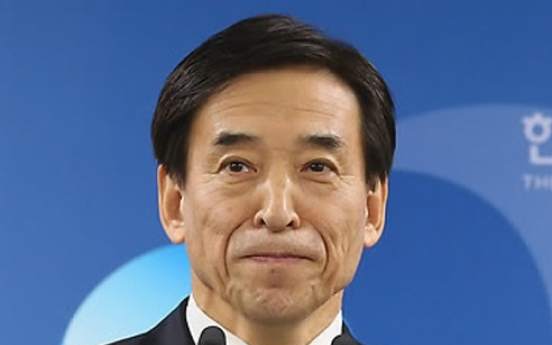 Korea central bank chief leaves for US G-20 meeting