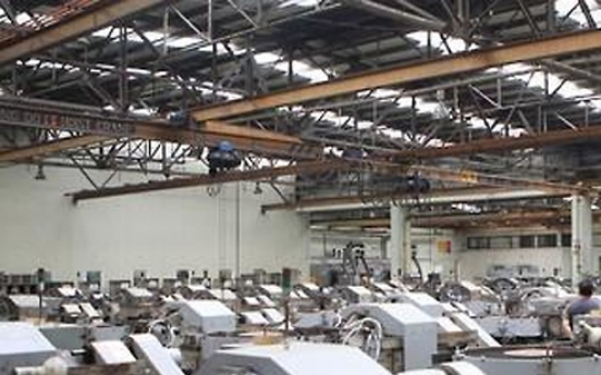 Exports of industrial parts, materials rise in Q1