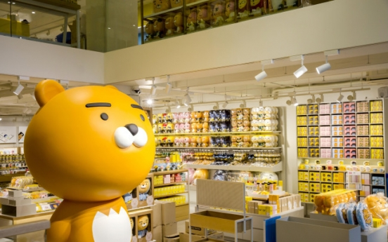 Kakao Friends become most beloved characters in Korea