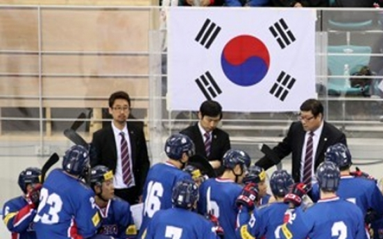 Korean men looking for fast start at hockey worlds