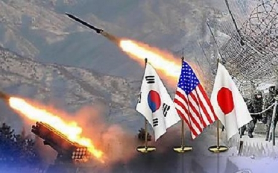 Korea, US, Japan unite against China's THAAD retaliation