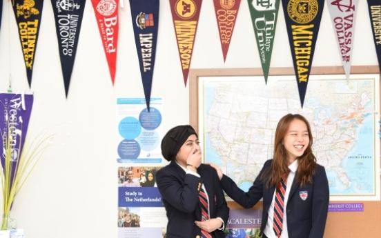 Dwight School graduates accepted to prestigious universities