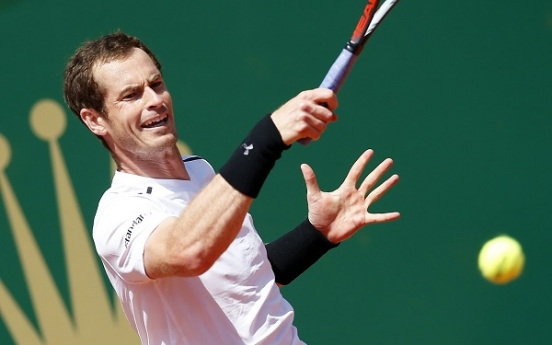Murray returns from injury and reaches Monte Carlo 3rd round