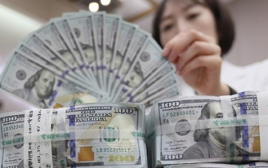 Dollar-won volatility widens in Q1