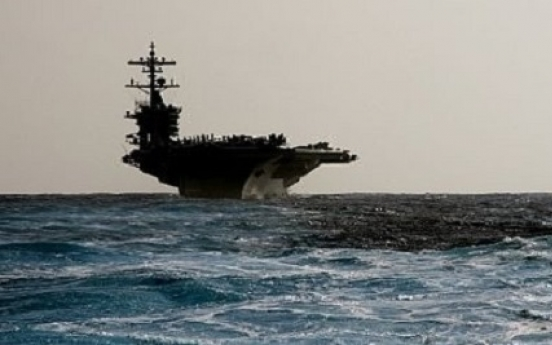 Trump's 'armada' gaffe stains his commitment to alliance