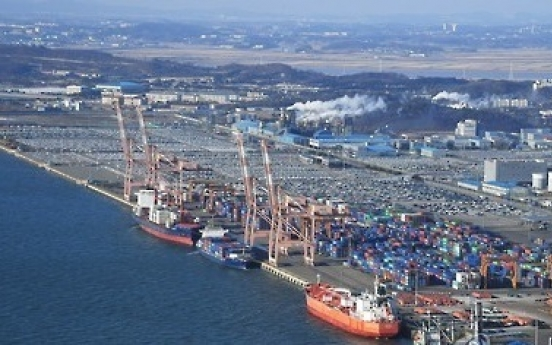 Korea's exports soar 28.4% in first 20 days of April